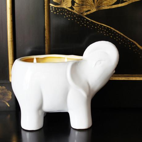 Elephant Collection (Serene Showers Black Elephant)