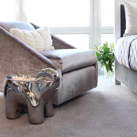 Grand Elephant Collection (Silver)