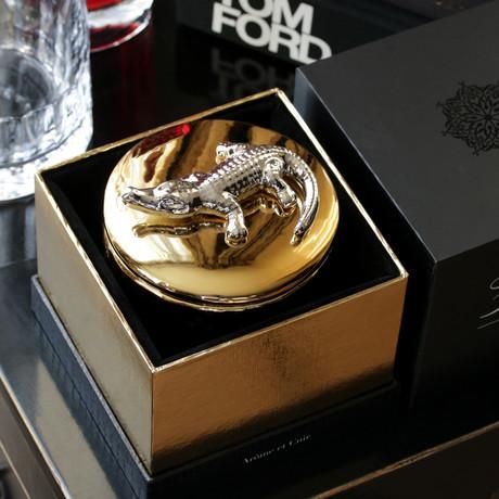 Croco Collection (Arome et Cuir Gold Croco)