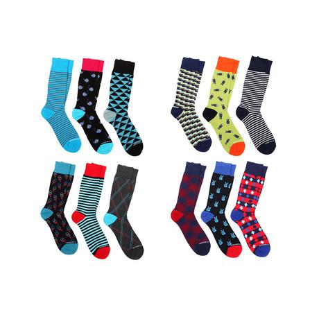 Crew Socks // Lamson // Pack Of 12
