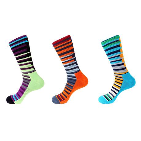 Athletic Socks // Harper // Pack Of 3