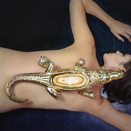 Alligator Grande (Gold)