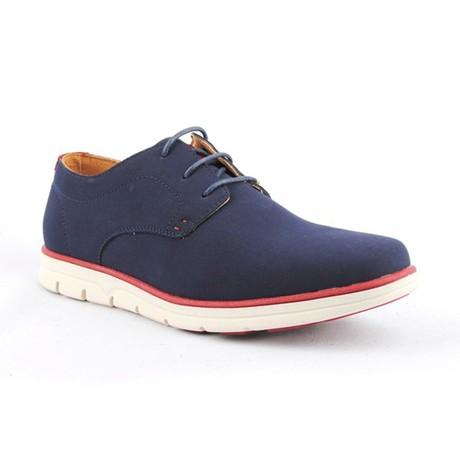NY Footwear // Blue