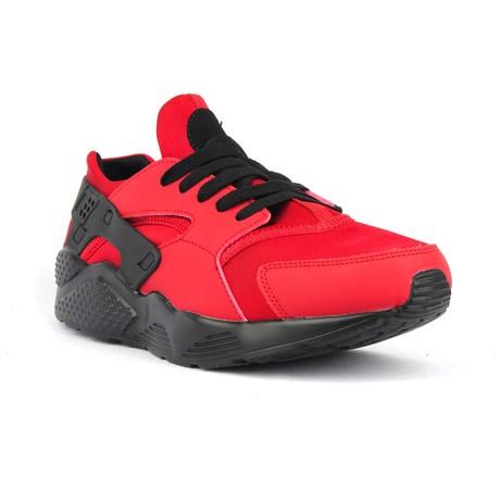 Speedlite Shoe // Red + Black