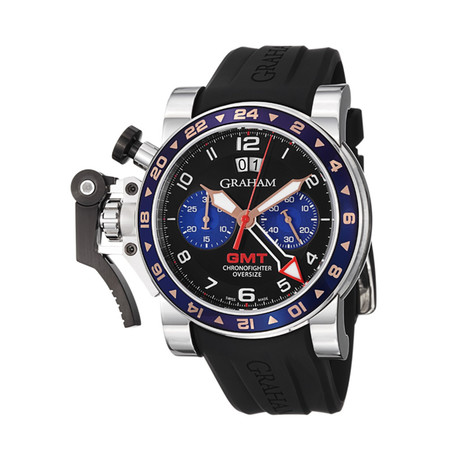 Graham GMT Chronofighter Automatic // 2OVGS.B26A