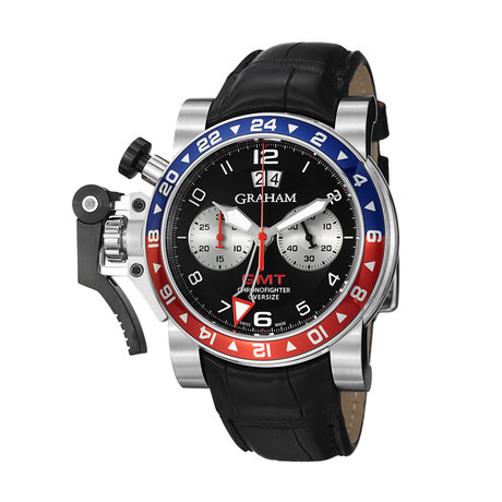 Graham GMT Chronofighter Automatic // 2OVHS.B39A