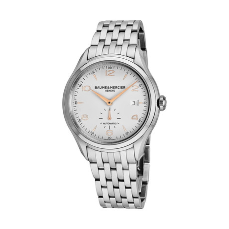 Baume & Mercier Clifton Automatic // MOA10141