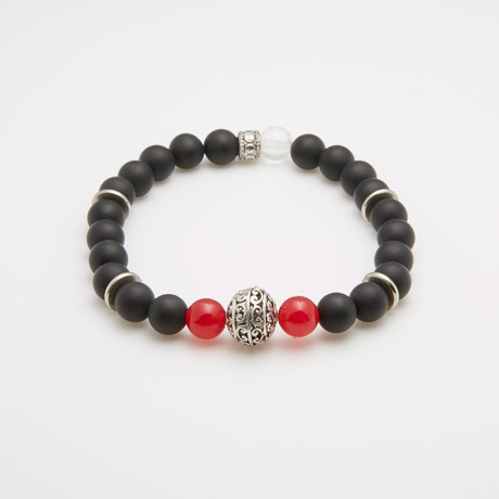 Protection + Strength + Harmony Bracelet
