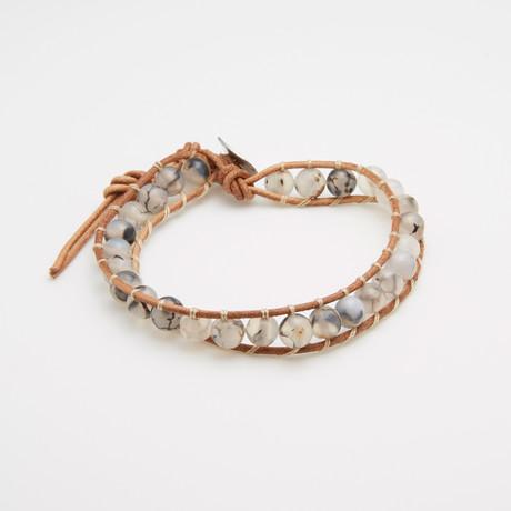 Macramé Cord Bracelet