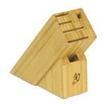 Bamboo Slimline Block // 6 Slot