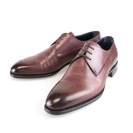 Goodyear Welt Leather Derby // Brown (US: 7)