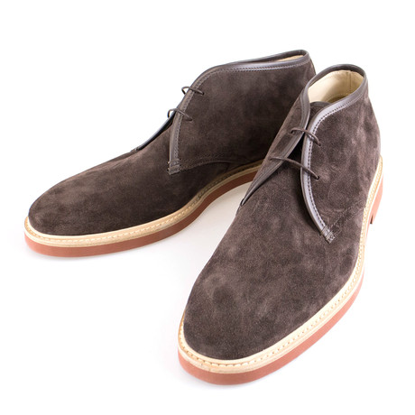 Suede Chukka Boots // 421 // Brown (US: 7)