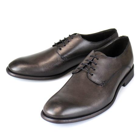 Leather Derby // Dark Brown (US: 7)