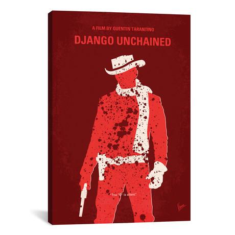 "Django Unchained (18""W x 26""H x 0.75""D)"
