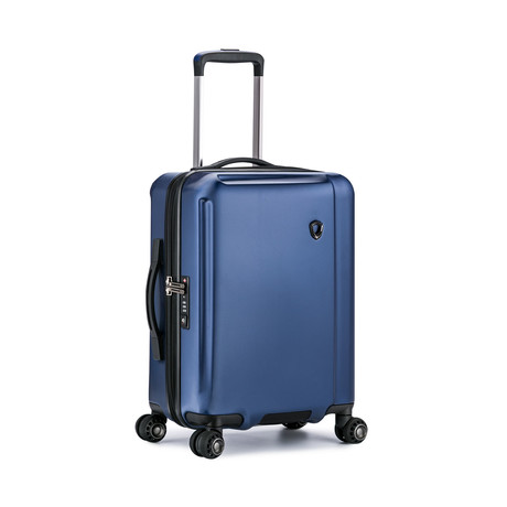 "Halow Polycarbonate Spinner // Metallic Blue (21"")"