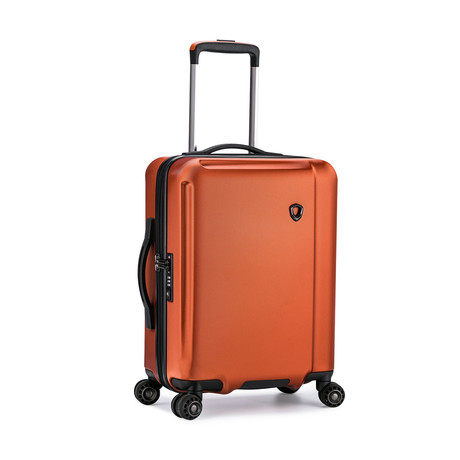 "Halow Polycarbonate Spinner // Metallic Orange (21"")"