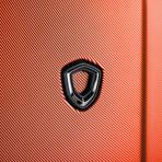 "Halow Polycarbonate Spinner // Metallic Orange (21"")"