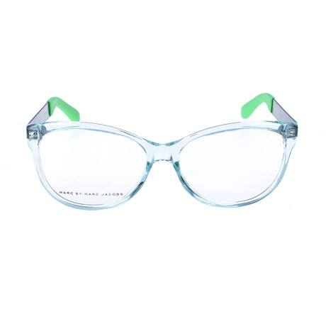 Jessi Frame // Blue + Green