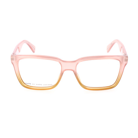 Dexter Frame // Pink + Orange