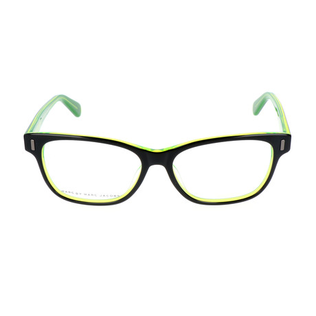 Ollie Frame // Black + Lime