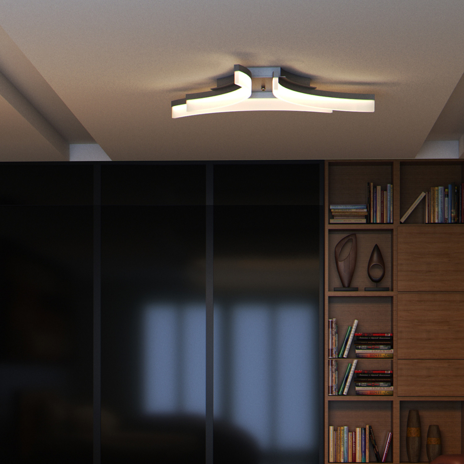 Metis Tunable White Color Changing Ceiling Fixture