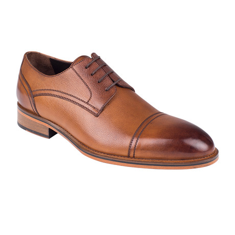 Classic Derby Shoe  // Tobacco Antique (Euro: 39)