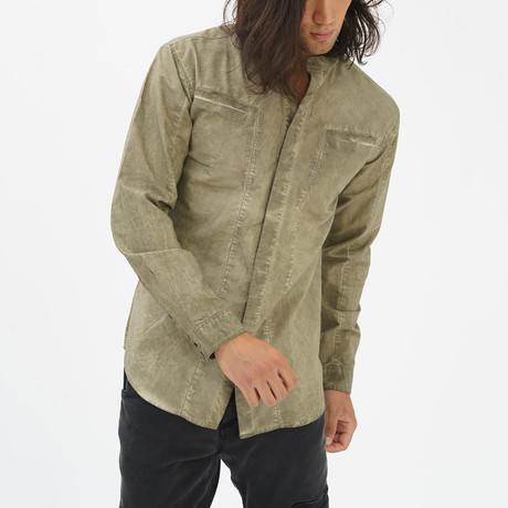 Bruce Shirt // Khaki (S)