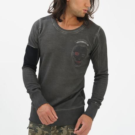 Kingdom Sweatshirt // Anthracite (S)