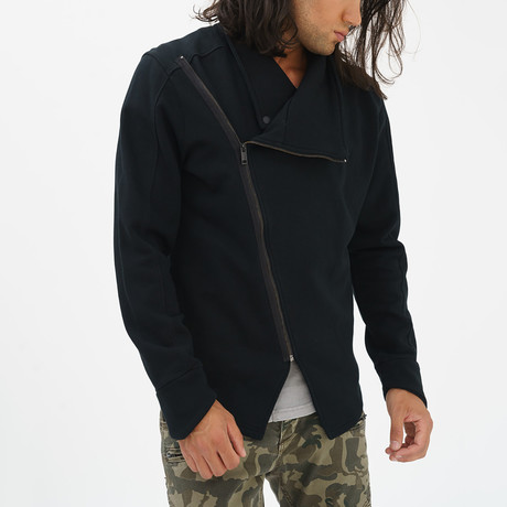 Gondor Sweat Jacket // Black (S)