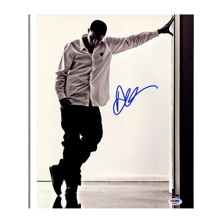 Drake Signed Photo