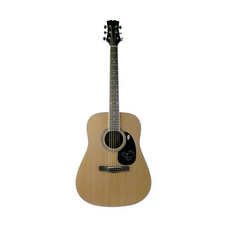 Miranda Lambert Signed Guitar