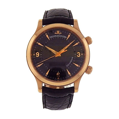 Jaeger LeCoultre Master Memovox Automatic // Pre-Owned