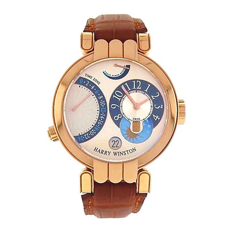 Harry Winston Premier Excenter Manual Wind // Pre-Owned
