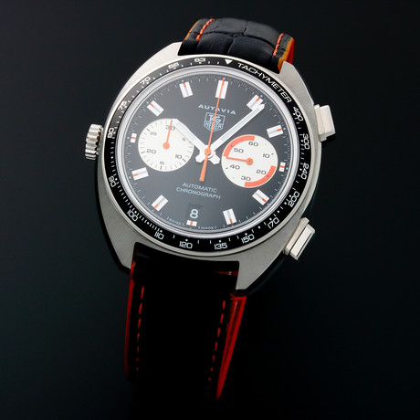 Tag Heuer Autavia Chronograph Automatic // CY2 // Pre-Owned