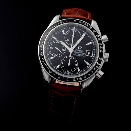 Omega Speedmaster Date Automatic // 32510 // Pre-Owned