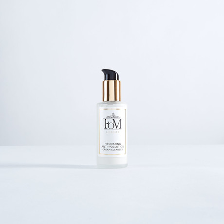 Hydrating Anti-Pollution Cream Cleanser
