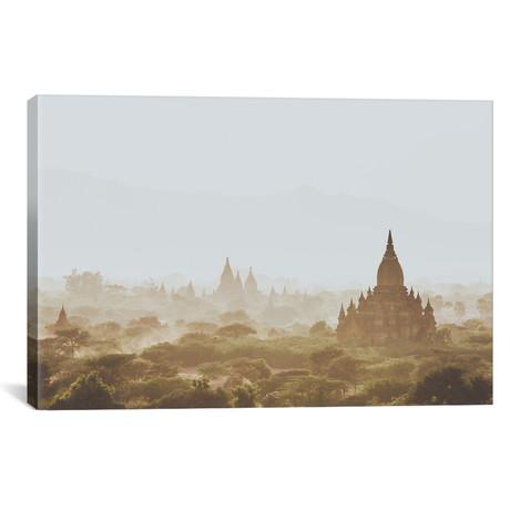 """Bagan, Myanmar I (18""""W x 26""""H x 0.75""""D)"""