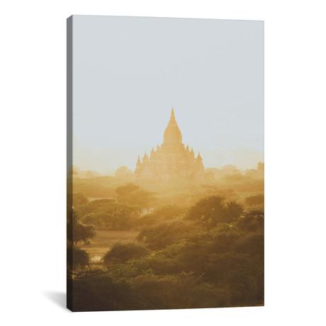 "Bagan, Myanmar III (26""W x 18""H x 0.75""D)"