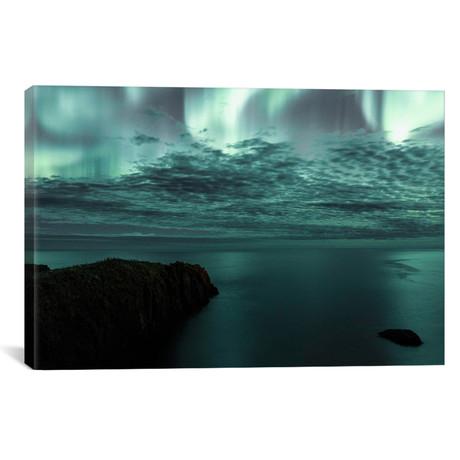 """Borgarfjordur Eystri, Iceland (18""""W x 26""""H x 0.75""""D)"""