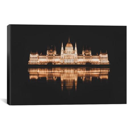 "Budapest, Hungary (18""W x 26""H x 0.75""D)"