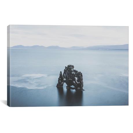 "Hvitserkur, Iceland II (18""W x 26""H x 0.75""D)"
