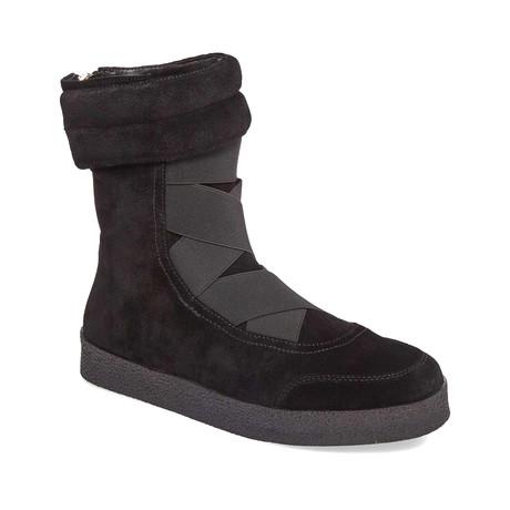 Parachute Suede Boots // Black (US: 7)