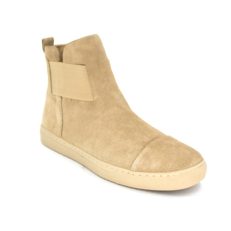 Suede Chelsea Boot // Sand (US: 7)