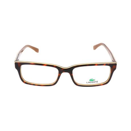 Unisex L2725 Optical Frames // Havana