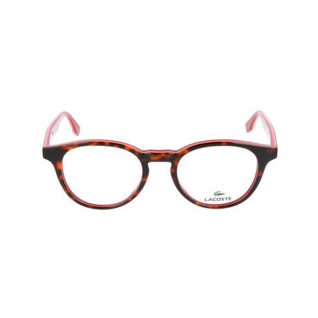 Unisex L2787 Optical Frames // Havana