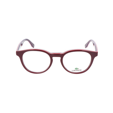 Keith Frame // Red