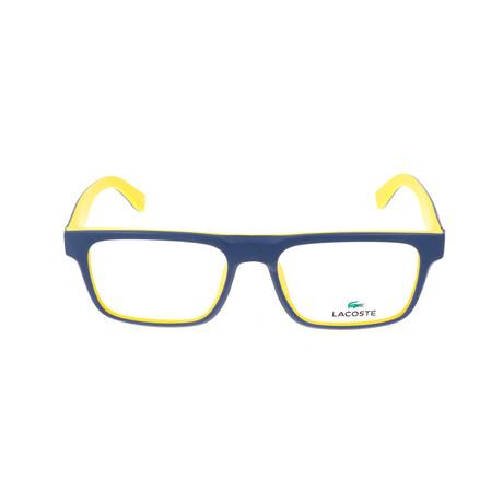 Men's L2797 Optical Frames // Matte Blue