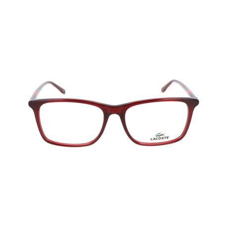 Irving Frame // Red