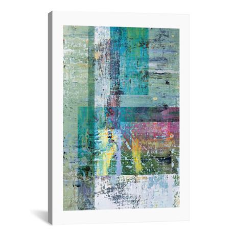"Abstract Tones (12""W x 18""H x 0.75""D)"