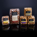 Artisanal Flavored Caramel Corn Sampler // Set of 5